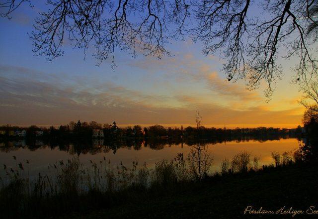Heiliger See bei Potsdam