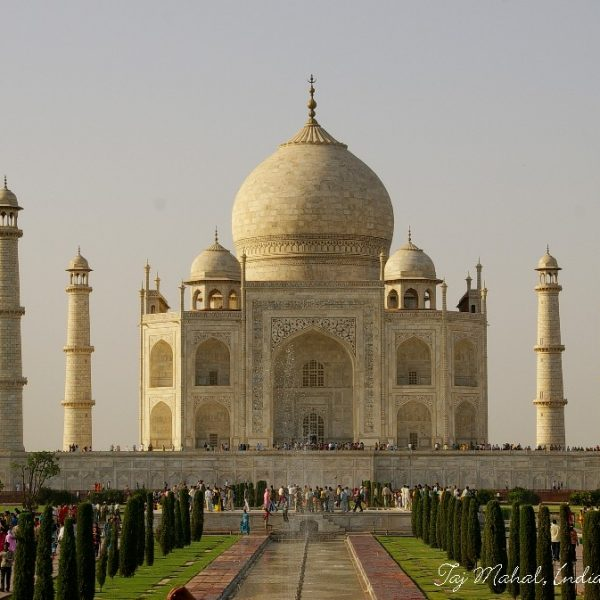 The Taj Mahal of India